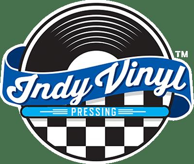 Indy Vinyl Pressing Logo